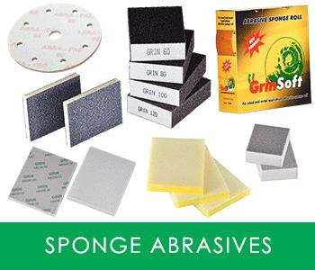 sponge-abrasives